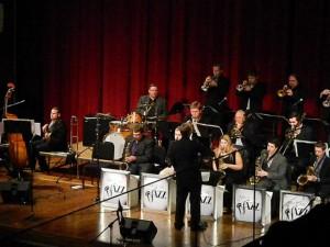 Jazz ensemble f12