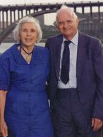 Bruce and Sara shipley