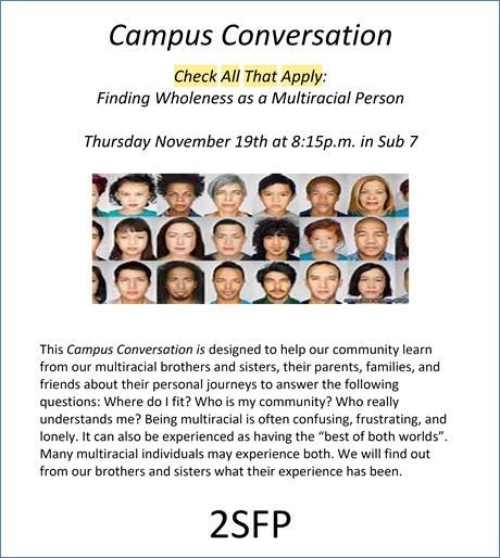 campus conversation