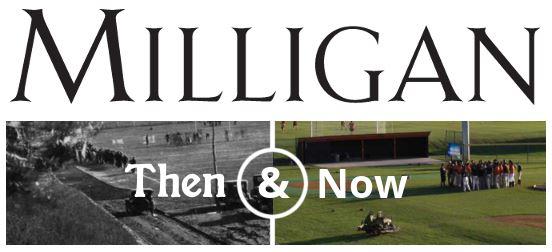 milligan then & now