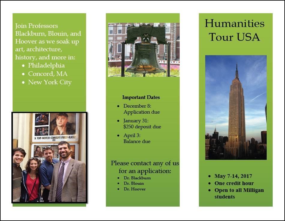 humanities-tour